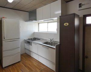 若葉区のキッチンリフォーム