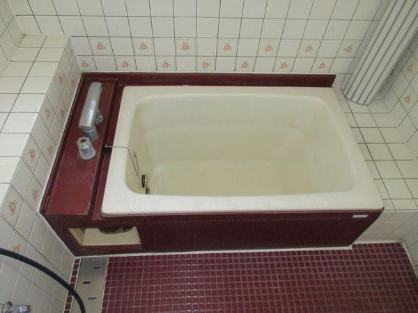 浴室交換前
