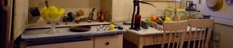 キッチンの収納術